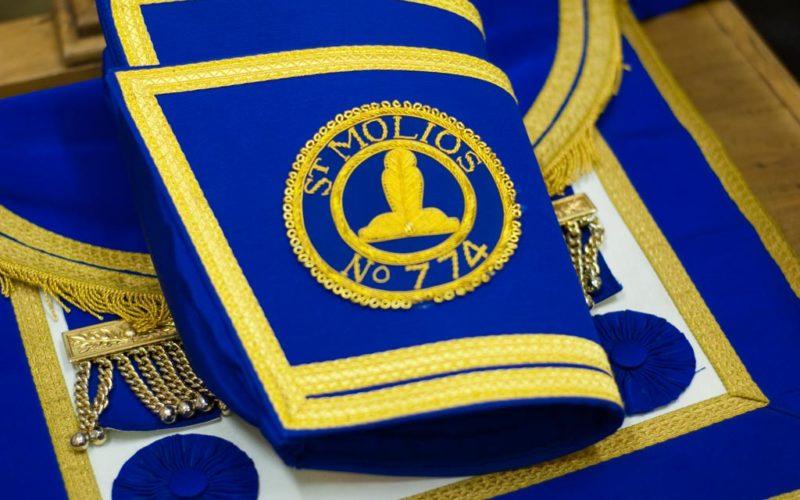 Senior Warden's Cuffs